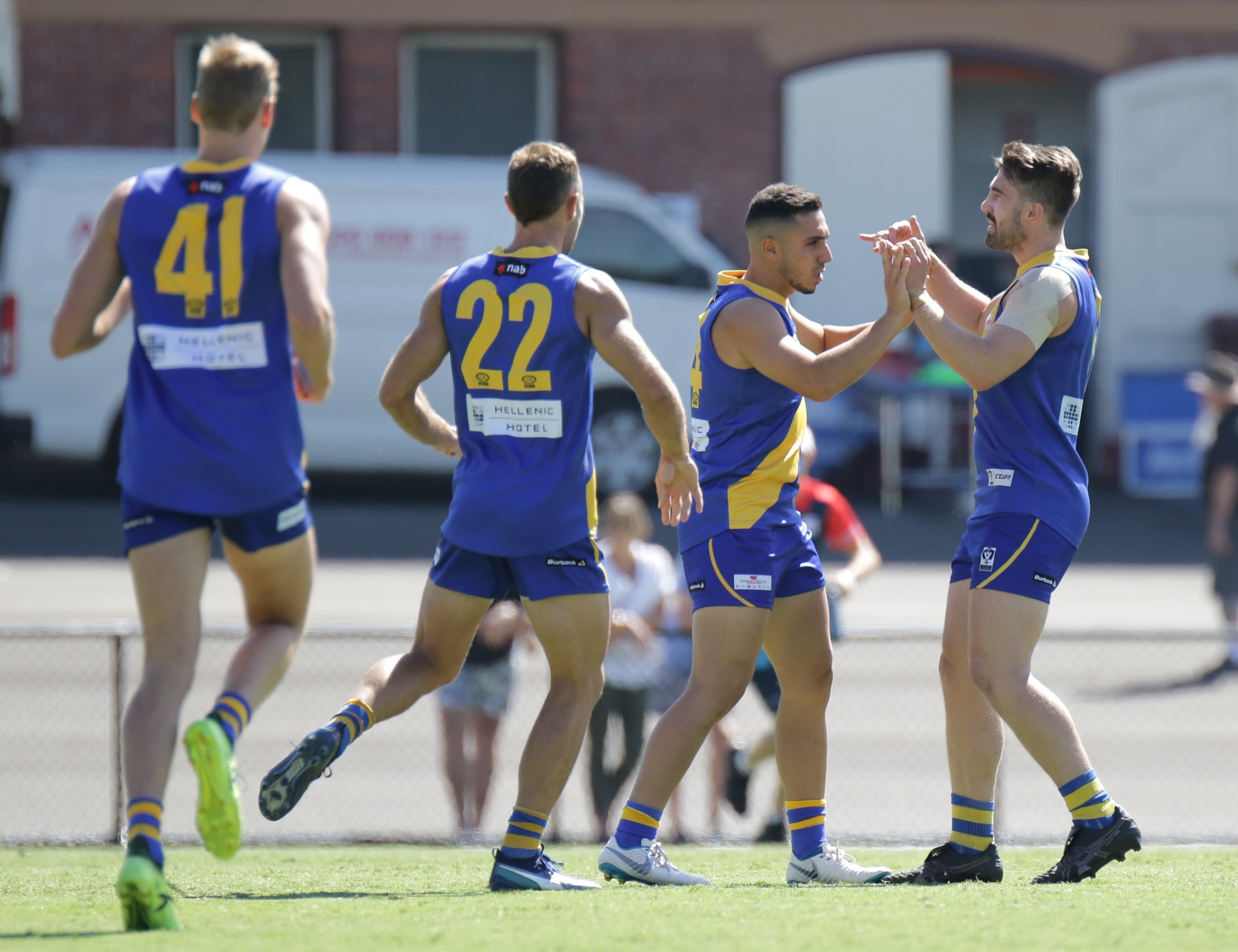 47d29067617 Seagulls name squad for North Practice Match - Williamstown Football ...
