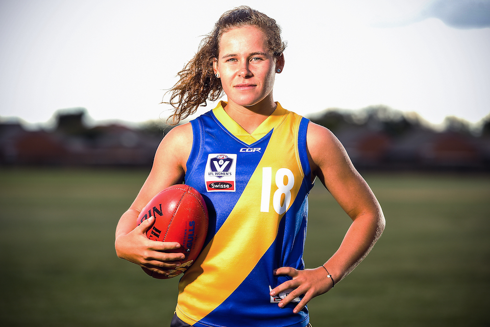b223b8a5c83 Williamstown has announced its VFLW squad for its second practice match  this Sunday against the Western Bulldogs at Downer Oval at 2.40pm.