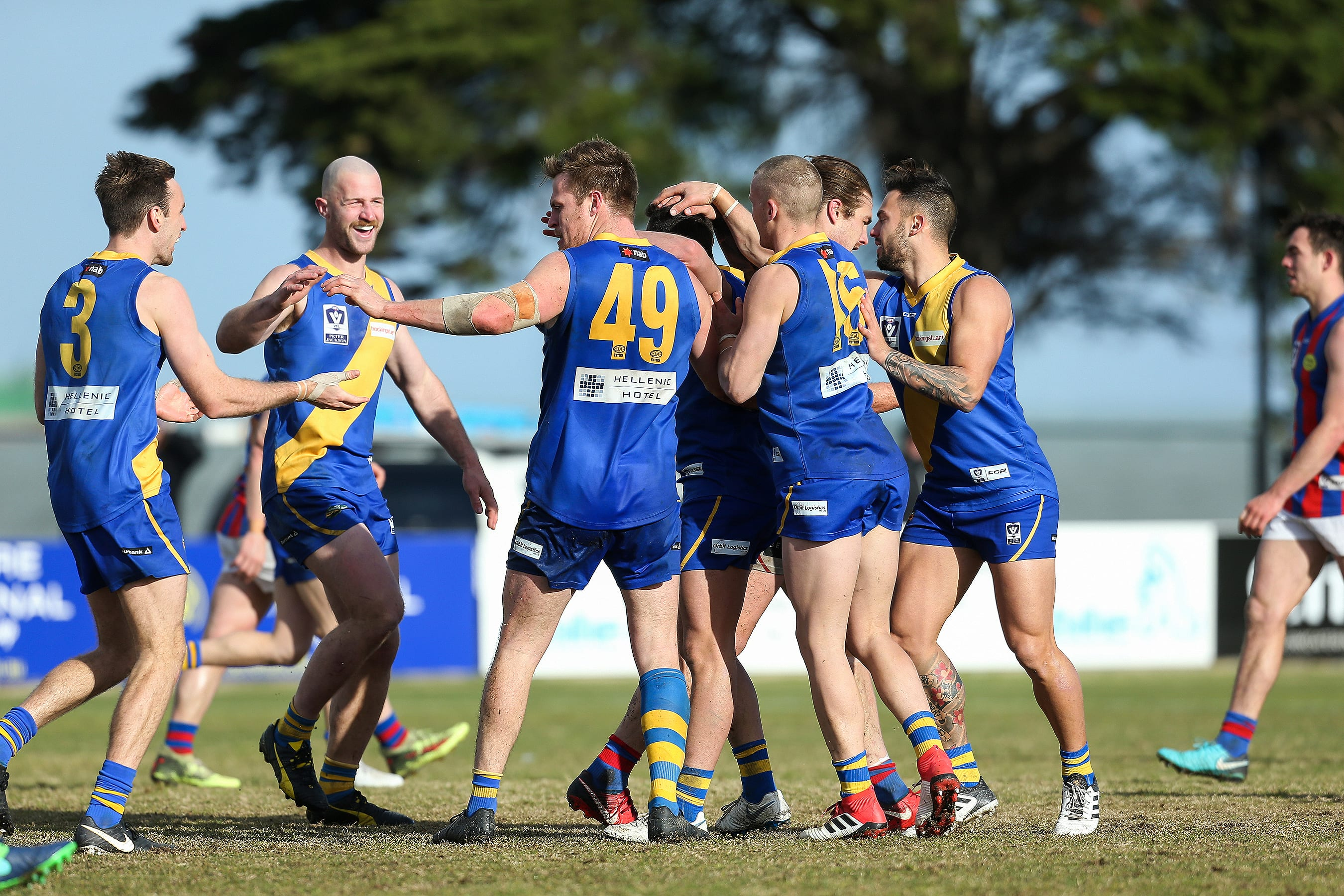 b55c437070c 2019 VFL Practice Matches Announced - Williamstown Football Club