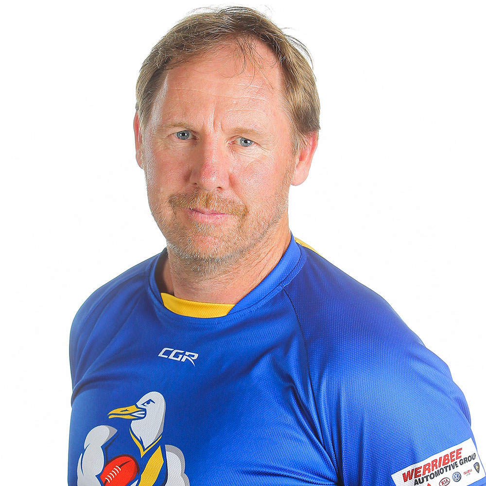 Andrew Collins - Williamstown Football Club