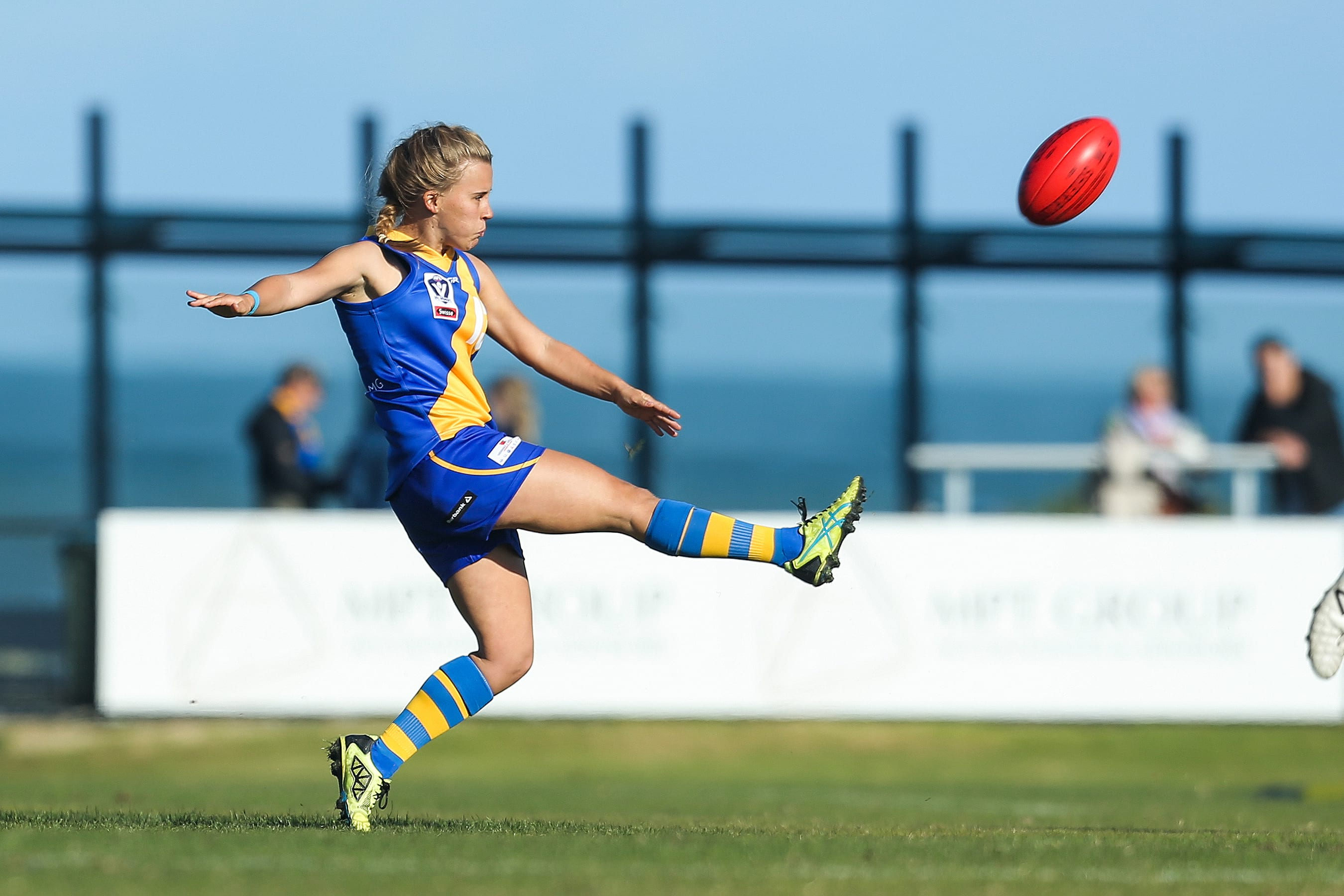 Players Voice - with Nikki Wallace - Williamstown Football Club
